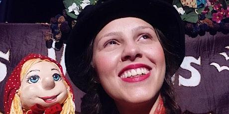 A Casa dos Contadores apresenta Chapeuzinho Vermelho e outras Histórias ingressos