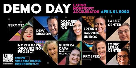 DEMO DAY 2020 || Latino Nonprofit Accelerator Showcase  tickets