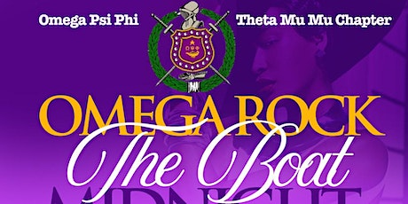 Omega Rock the Boat Midnight Cruise tickets