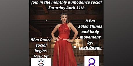 Dance social & Salsa workshop tickets