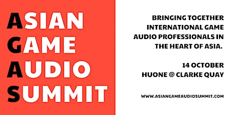 Asian Game Audio Summit tickets