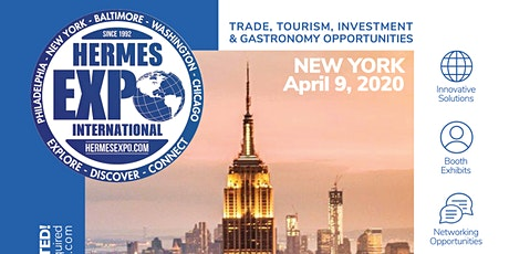 29th Hermes Expo in New York tickets