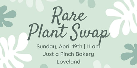PENoCo Rare Plant Swap tickets