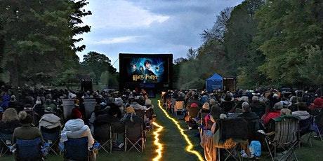 Philosopher's Stone Outdoor Cinema Experience in Shrewsbury   tickets