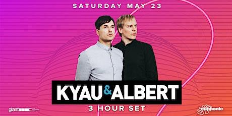 Avalon Presents KYAU & ALBERT - 3 HOUR SET tickets