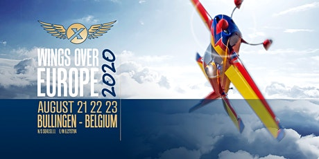Wings over Europe 2020 tickets