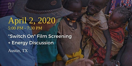 """""""Switch On"""" Film Screening + Energy Discussion tickets"""