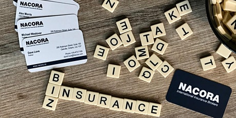 Insuring Your Small Business: what you need to know! billets
