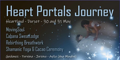 Heart Portals Journey tickets