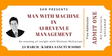 POSTPONED: Man with Machine and special guest Michael McCartan! tickets