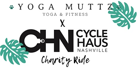 Yoga Muttz X Cycle Haus Charity Ride tickets