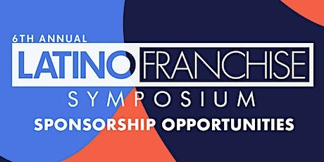Latino Franchise Symposium: Sponsorship tickets