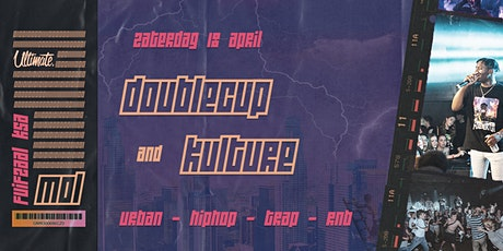 DoubleCup x Kulture tickets