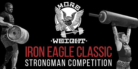 More Weight Iron Eagle Classic tickets