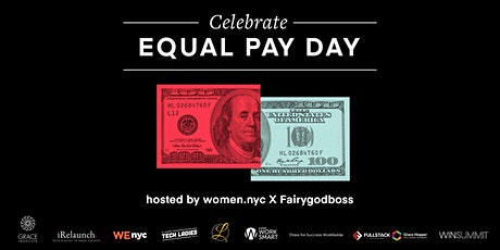 Equal Pay Day Event [Postponed] tickets