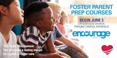 June Foster Parent Prep Courses tickets
