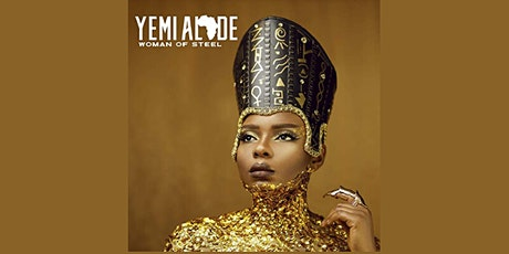 Yemi Alade: Woman Of Steel tickets