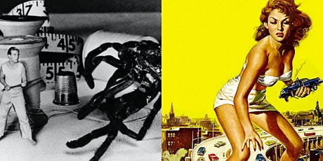 50's Sci Fi Double Feature : INCREDIBLE SHRINKING MAN/ATTACK 50 FOOT WOMAN tickets