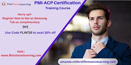 PMI-ACP Certification Training Course in Alamo, CA tickets