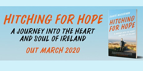 Book launch: Hitching for Hope with Ruairí McKiernan tickets