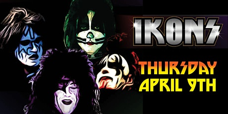 IKONS - The Kiss Experience tickets