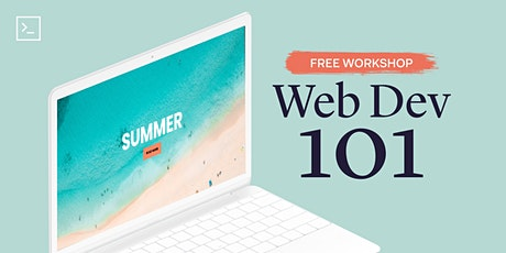 Web Dev 101 (Live Online) tickets