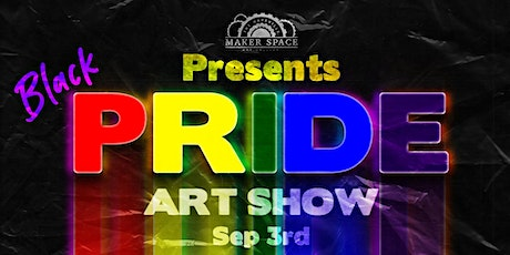 Black Pride Art Show tickets