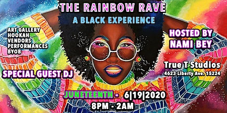 Juneteenth Rainbow Rave tickets