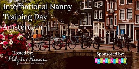 International Nanny Training Day Amsterdam tickets