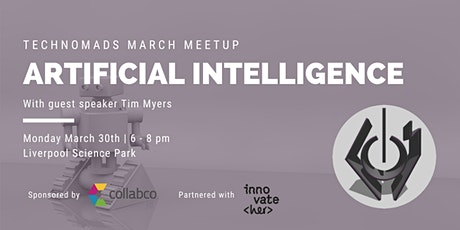 POSTPONED TechNomads March meetup: AI tickets
