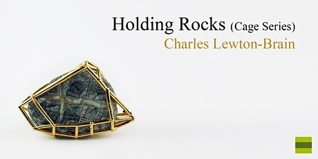 POSTPONED | Holding Rocks (Cage Series) - Exhibition Reception tickets