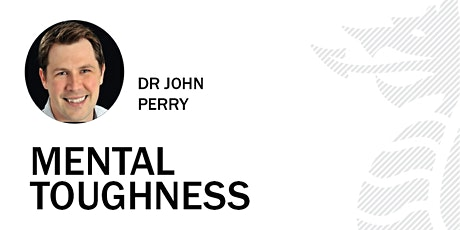 Forging Strong Foundations - Dr John Perry tickets