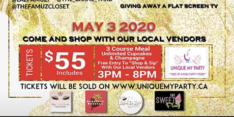 Cupcakes & Champagne 2nd Edition tickets
