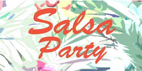 Salsa fundraiser for Macmillan tickets