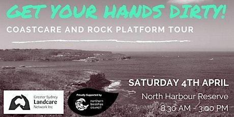 Postponed - GYHD! - CoastCare and Rock Platform Tour tickets