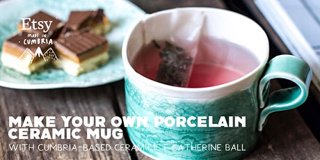 Make Your Own Porcelain Ceramic Mug Workshop tickets