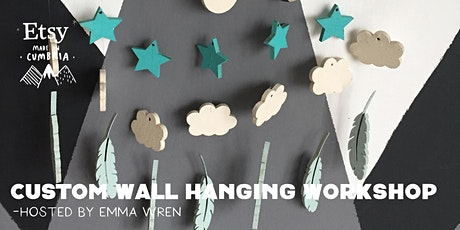 Custom Wall Hanging Workshop tickets