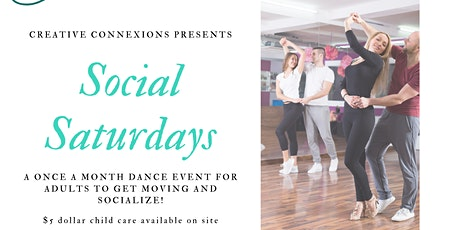 Social Saturdays: Cha Cha Dance tickets