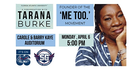A Conversation with Tarana Burke, Founder of the 'me too.' Movement  tickets