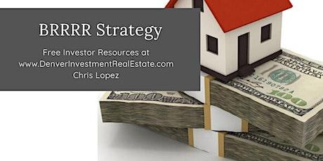 BRRRR Strategy tickets