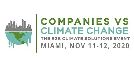 Companies Vs Climate Change presents Climate Leaders Forum tickets