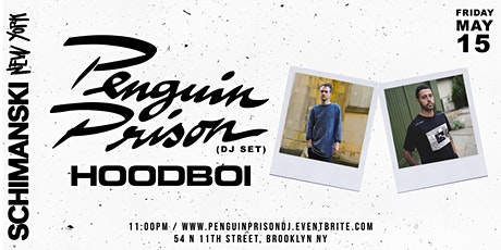 Penguin Prison (DJ Set) tickets