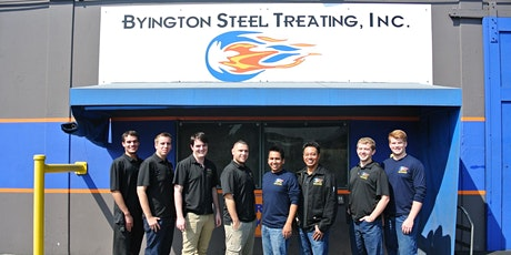 Byington Steel Treating Tour & Lunch tickets