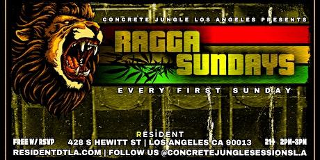Postponed // Ragga Sundays tickets