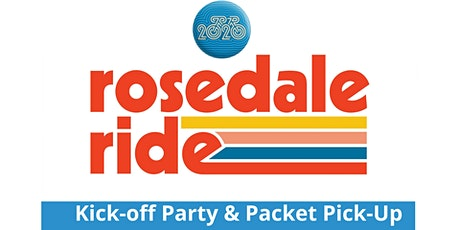 Rosedale Kick-Off & Packet Pick-Up tickets
