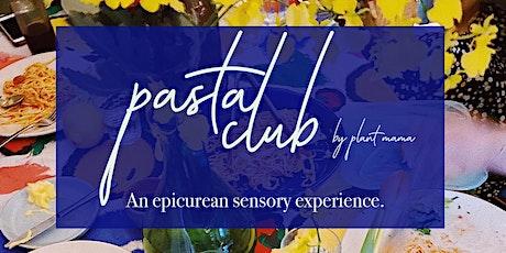 Pasta Club April tickets