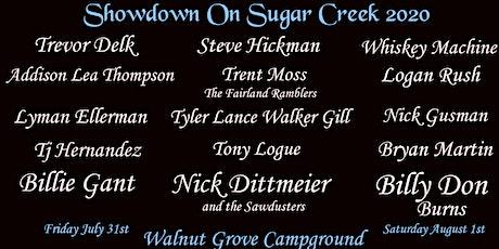 Showdown On Sugar Creek tickets