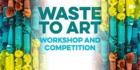 Waste To Art Workshop tickets