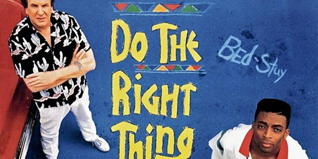 35mm screening of Spike Lee's DO THE RIGHT THING tickets