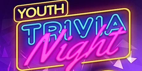 Youth Trivia Night - Burwood tickets